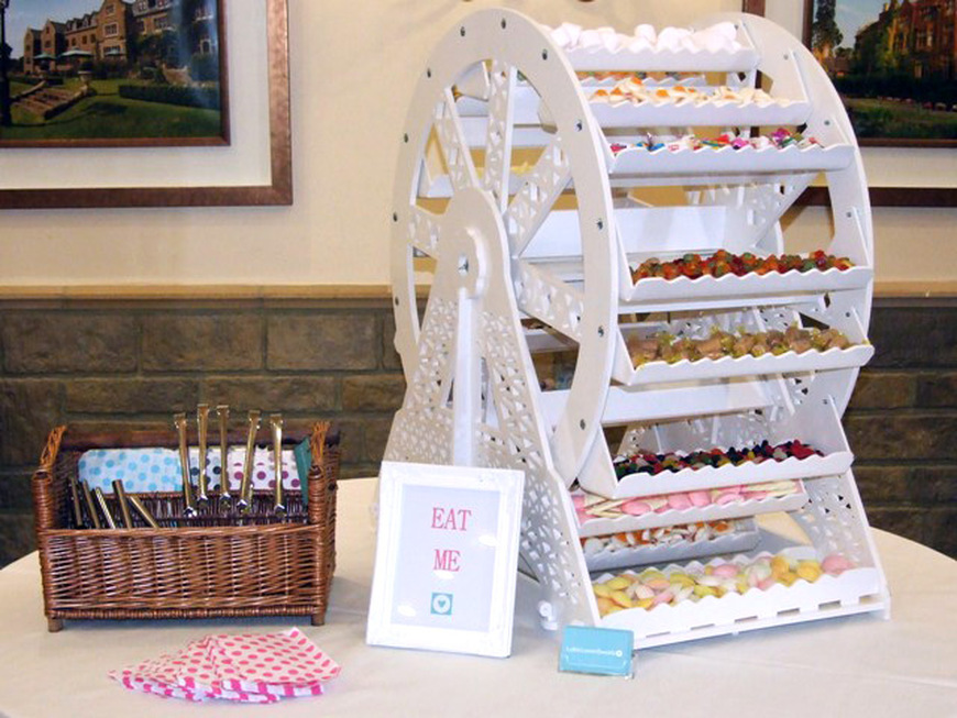Sweetie Buffet Hire Sussex
