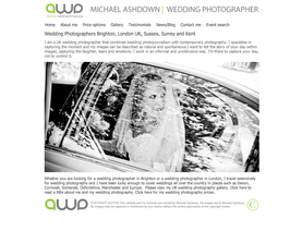Wedding Photographers Sussex